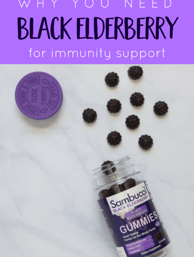 Why you need black elderberry for immunity support