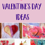 Candy-Free Valentine's Day Crafts to Make with the Kids