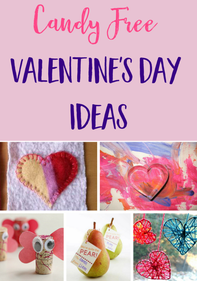 Candy-Free Valentine\'s Day Crafts To Make With the Kids