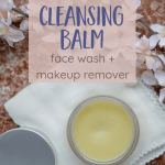 You Will Love What This DIY Cleansing Balm Does For Your Skin
