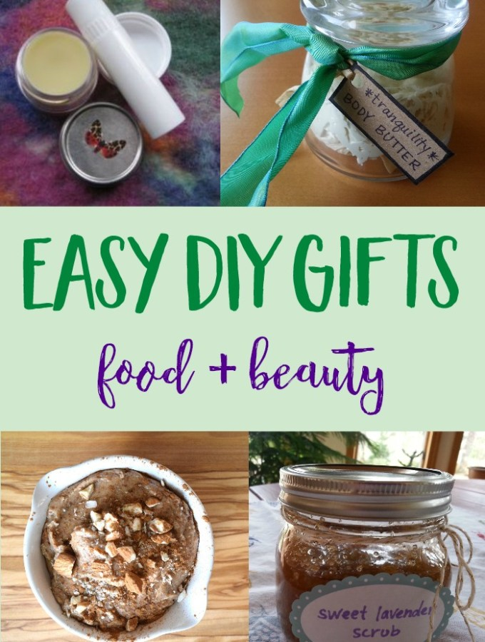 Easy DIY Gifts To Impress Everyone on Your List