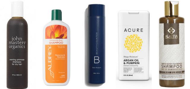 Favorite Non-toxic Shampoo Brands