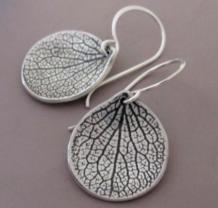 Flower Petal Earrings and other eco friendly gifts