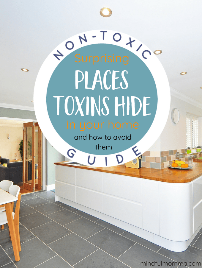 Hidden Sources of Toxins in the Home