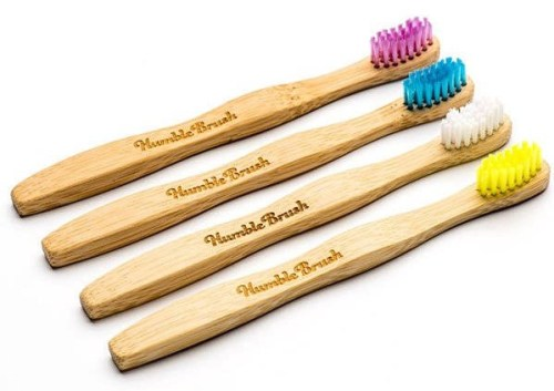Humble Brush Bamboo Toothbrushes