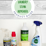 5 Eco Friendly Laundry Stain Removers – Put to the Test