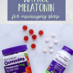 Natrol Melatonin for Managing Sleep