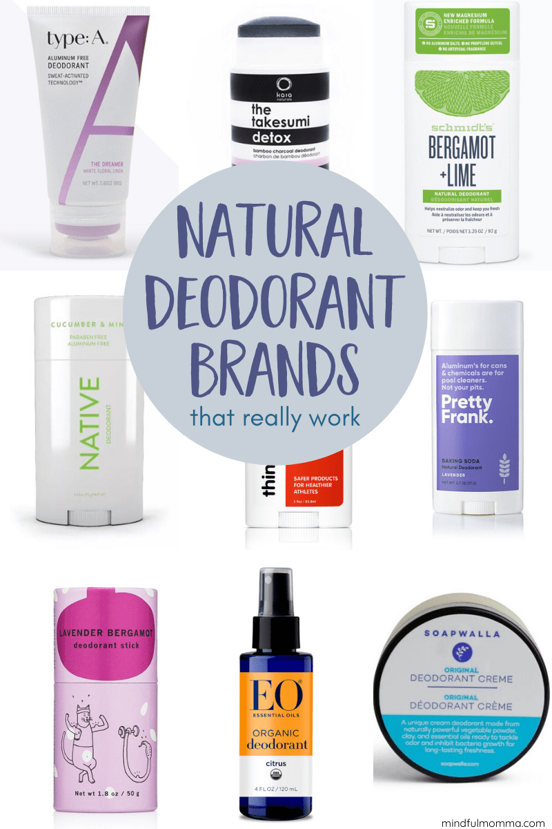 how to find natural deodorant that