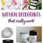 How to Find a Natural Deodorant that Works