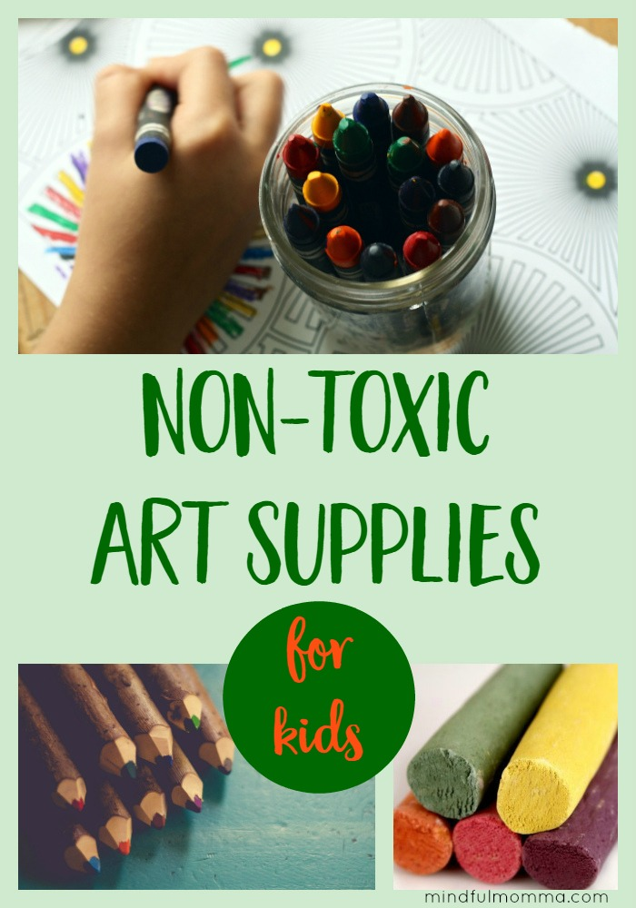 nontoxic art supplies for worry free creativity - Non Toxic Mattress
