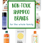 Non-Toxic Shampoo To Please Everyone in the Family