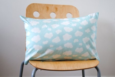 Organic Cotton Pillow Cover