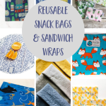 Coolest Reusable Snack Bags & Sandwich Wraps for a Waste-Free Lunch