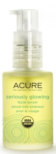 Acure Seriously Glowing Facial Oil Serum