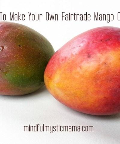 How to Make Your Own Fairtrade Mango Chutney