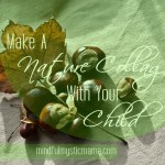 Make a Nature Collage With Your Child