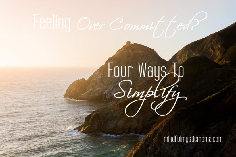 four ways to simplify
