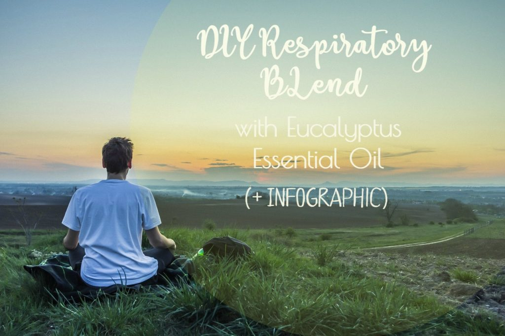 DIY Respiratory Blend with Eucalyptus Essential Oil (+ Infographic)