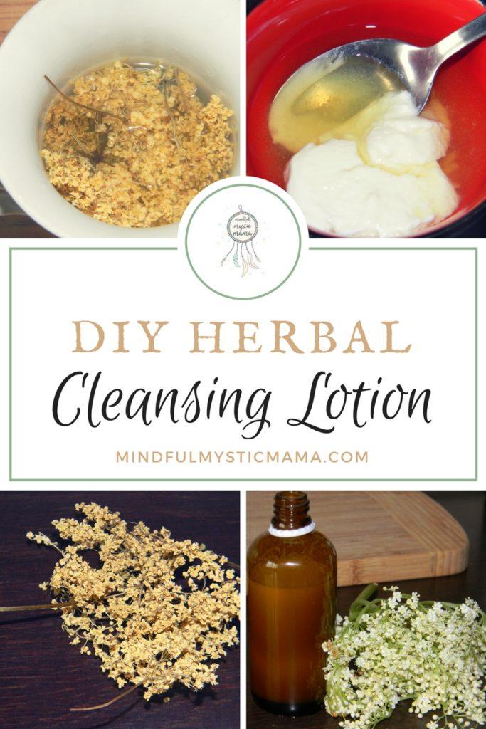 diy herbal cleansing lotion