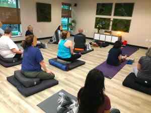community mindfulness practice