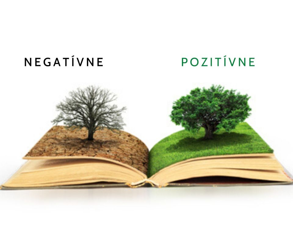 Ako zmeniť negatívne myslenie na pozitívne