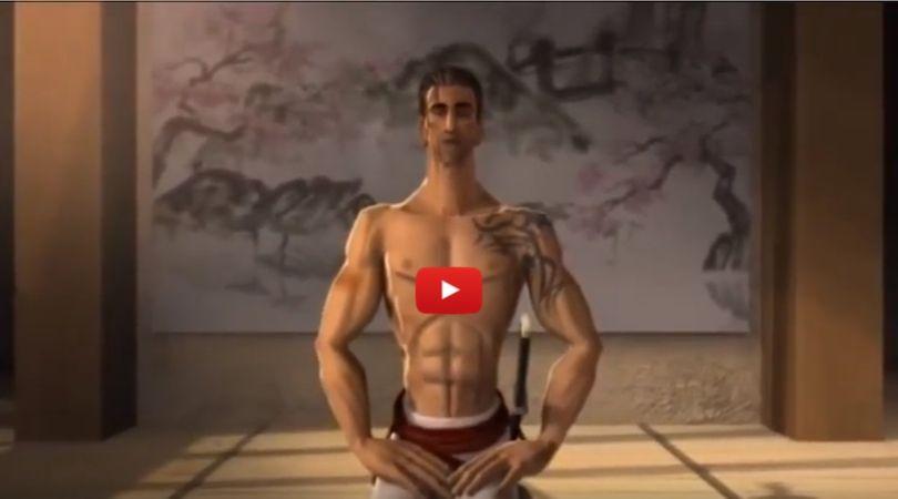Samuraj a mucha - ako prijať realitu