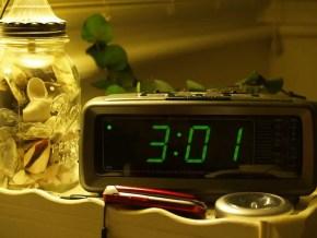 Still awake at 3AM