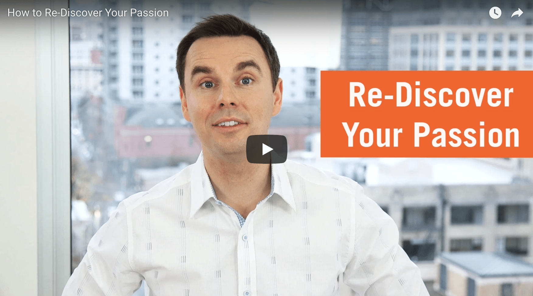 How To Re Discover Your Passion