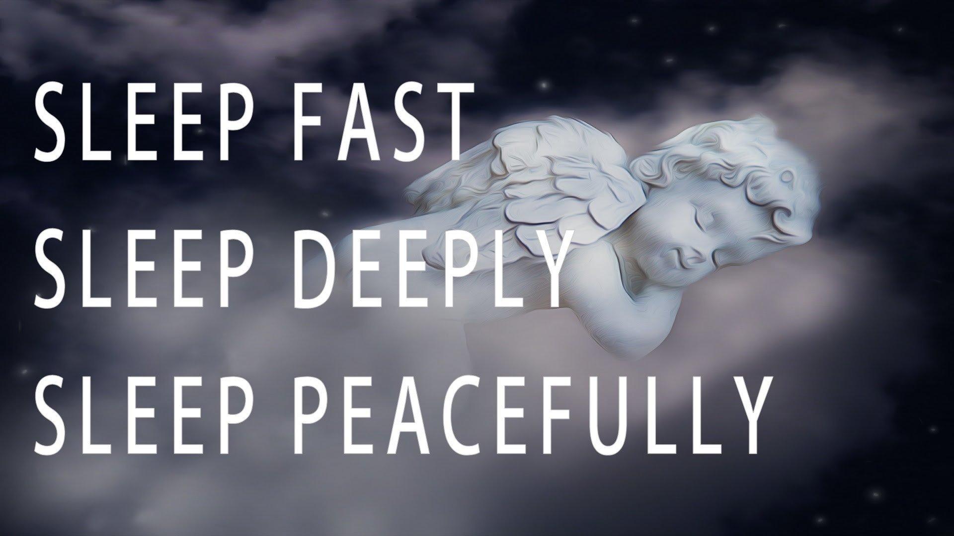 Peaceful And Calm Sleep Guided Meditation
