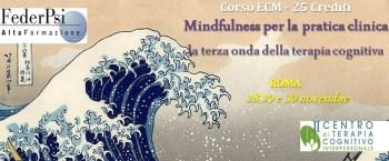 CORSO ECM a Roma: Mindfulness per la pratica clinica