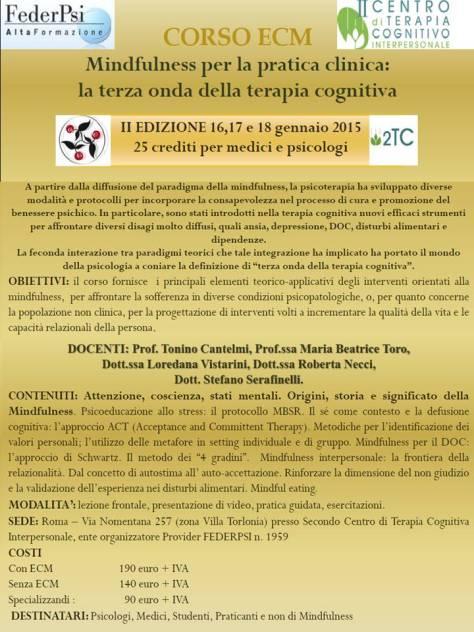 locandina II edizione