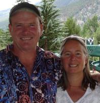 Avtar and Steve Perrault