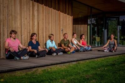 Mindful Run cursus in Leiden door Danny Ruijgrok
