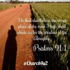 The way through the wilderness- Psalm 91