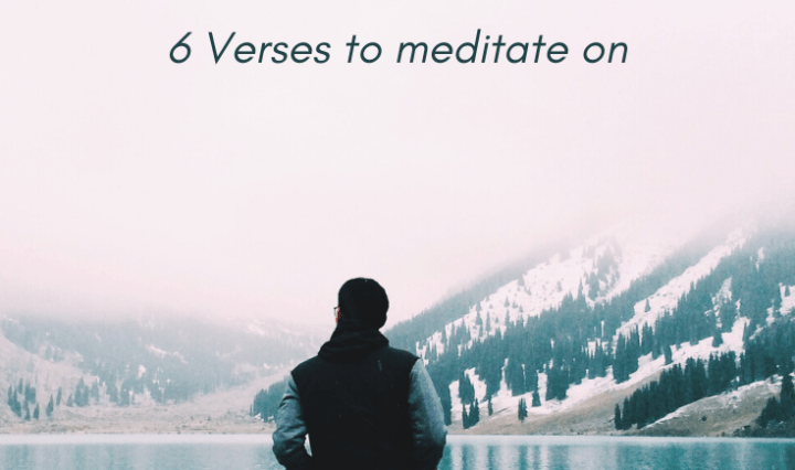 6 Verses for Meditation- Strength