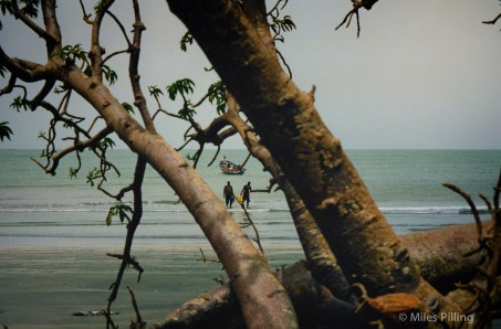 Gambian fishermen, 2000