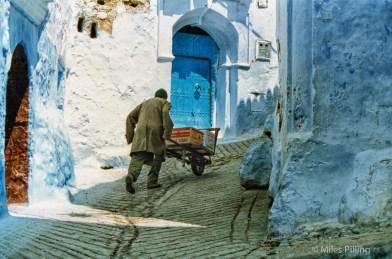 Chefchaouen, Morocco, 1997