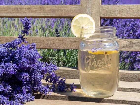 Less Stress More Zest blend. Lemon and Lavender
