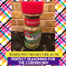 McCormick Perfect Pinch Seasonings