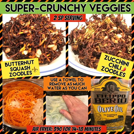 Quick Guide to Air Fryer Veggies