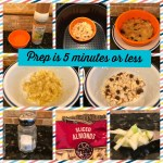 Prep is 5 minuts or less