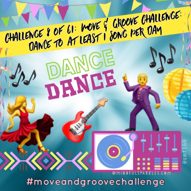 Challenge 8 of 61: Move and Groove