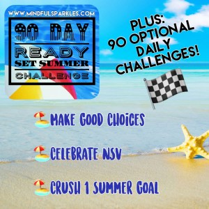 90 Day Ready Set Summer Challenge 2019
