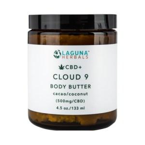 Cloud 9 CBD Body Butter