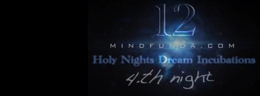 12 holy days - 4th night