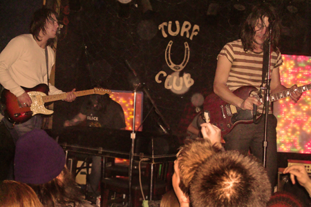 Solid Gold @ the Turf Club