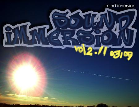 Mind Inversion, Sound Immersion 03/09 (Vol. 2)