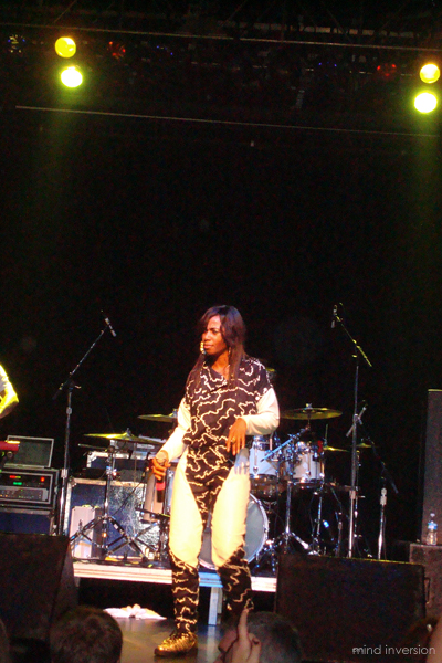 Santigold live at First Avenue