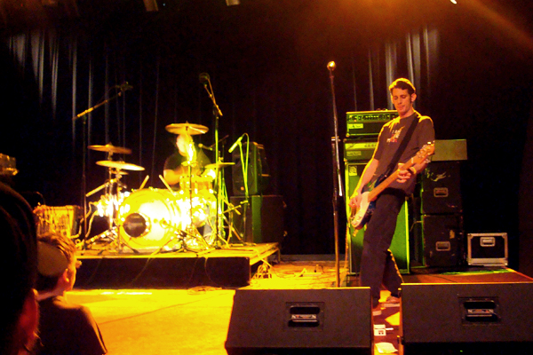 Bear Claw live at the Varsity Theater