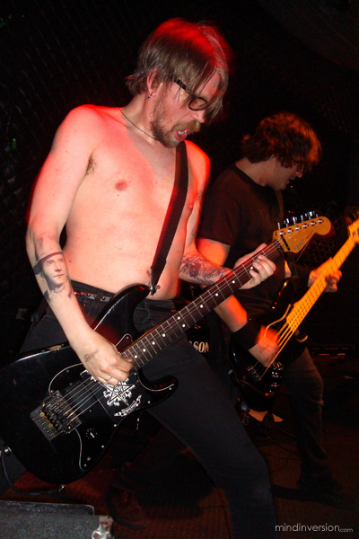 Victims live at the Triple Rock